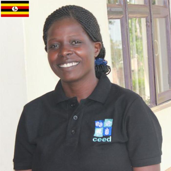 Miriam Ayoo – Office Attendant